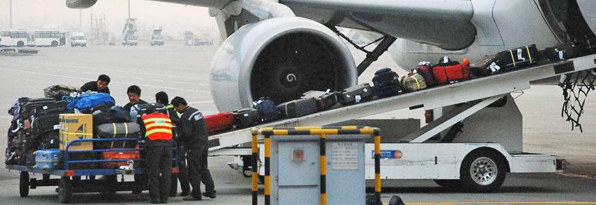 航空行李分拣