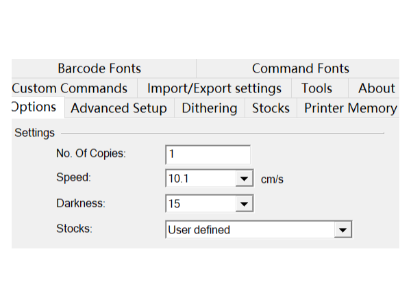 斑马条码打印机打印效果模糊怎么办