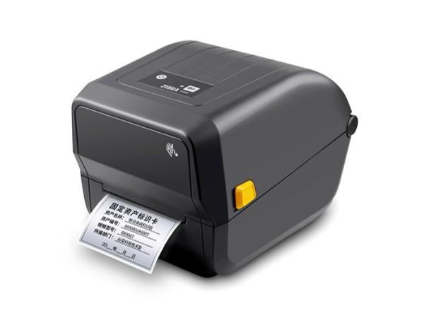 斑马条码打印机ZD888可以搭配切纸器