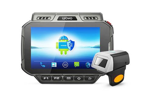 PDA扫描枪