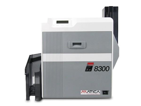 玛迪卡 证卡打印机 XID8600