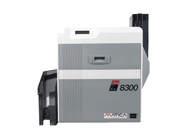 玛迪卡证卡打印机XID8300
