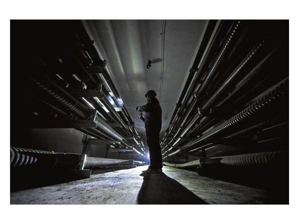 谷梁矿井下设备定位人员安全管理解决方案