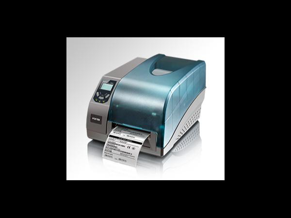 超高性价比的POSTEK G6000小型工业级打印机