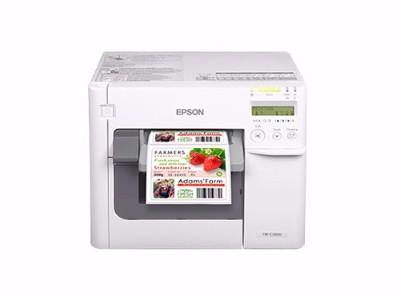 EPSON爱普生TM-C3520彩色标签打印机
