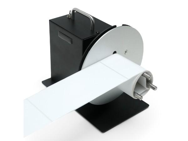 条码打印机标签回卷器