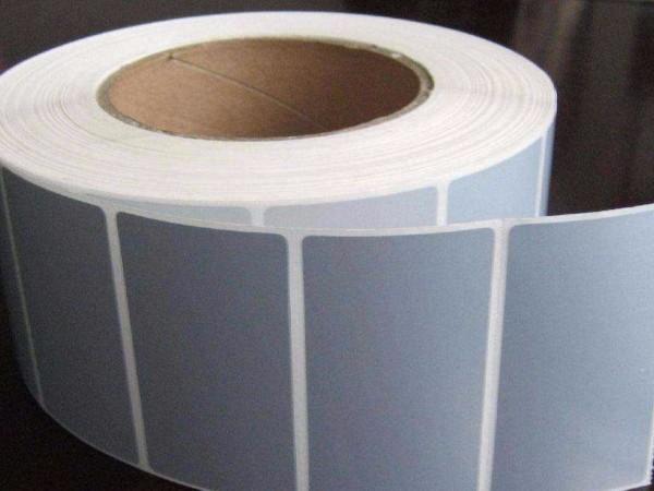 标签纸撕开后总是会有胶印粘着怎么办