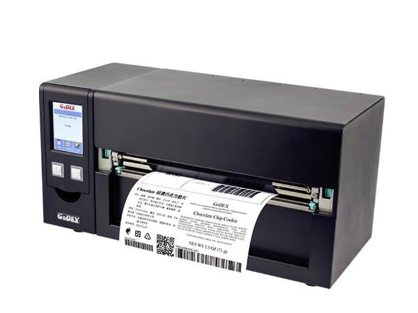 8寸特宽幅工业型标签打印机HD830i