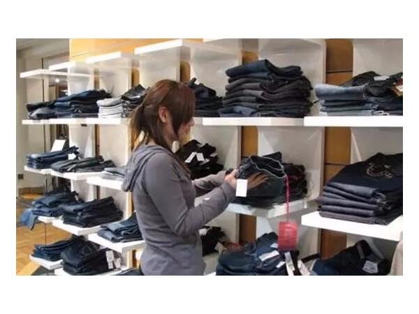 RFID标签和数据采集器应用于服装行业的管理方案