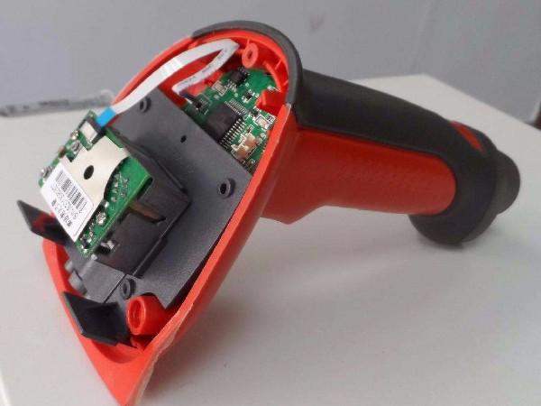 条码扫描器该如何清理维护?