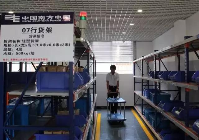RFID仓库应用