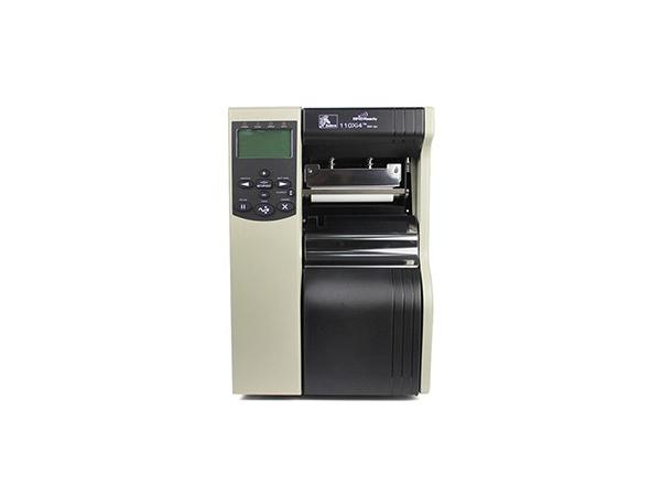 Zebra斑马110xi4工业条码打印机