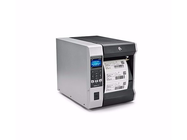 斑马Zebra ZT620 RFID工业条码打印机